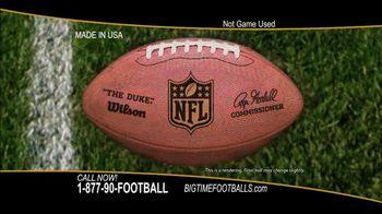 Big Time Footballs NFC Championship Ball TV Spot - 66 commercial airings
