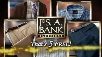 JoS. A. Bank TV Spot, 'December 2013 BOGO+ 2+ 2'