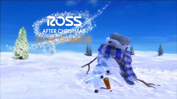 Ross After Christmas Clearance TV Spot  - Thumbnail 10
