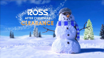 Ross After Christmas Clearance TV Spot  - Thumbnail 2