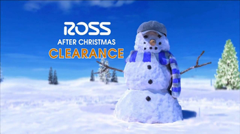 Ross After Christmas Clearance TV Spot  - Thumbnail 5