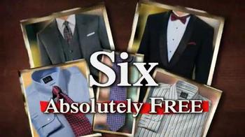 JoS. A. Bank TV Spot, 'BOG2 Suits + 2 +2 Wednesday' - Thumbnail 5