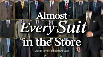 JoS. A. Bank TV Spot, 'BOG2 Suits + 2 +2 Wednesday' - Thumbnail 6