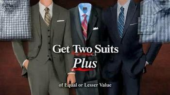 JoS. A. Bank TV Spot, 'BOG2 Suits + 2 +2 Wednesday' - Thumbnail 7