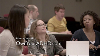 Everyday Health Media TV Spot, 'Own Your ADHD: Megan M.'