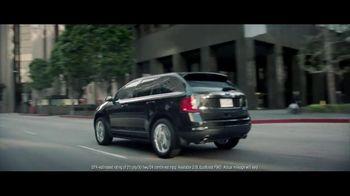 2014 Ford Edge TV Spot, 'Loud or Clear' - Thumbnail 9