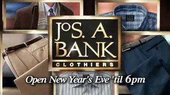 JoS. A. Bank TV Spot, 'December 2013 BOGO+ 2+ 2 New Years'
