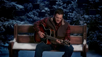 JCPenney TV Spot, 'Silent Night' Featuring Blake Shelton - Thumbnail 1