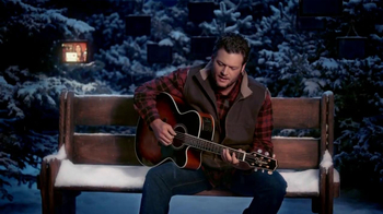 JCPenney TV Spot, 'Silent Night' Featuring Blake Shelton - Thumbnail 2