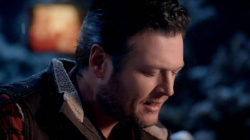 JCPenney TV Spot, 'Silent Night' Featuring Blake Shelton - 153 commercial airings