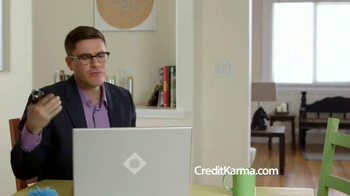 Credit Karma TV Spot, \'Greg Talks to Websites\'