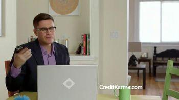 Credit Karma TV Spot, 'Greg Talks to Websites' - 13889 commercial airings