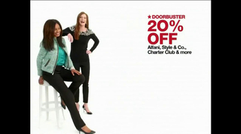 Macy's After Christmas One Day Sale TV Spot - Thumbnail 7