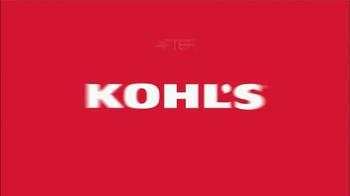 Kohl\'s After Christmas Sale TV Spot