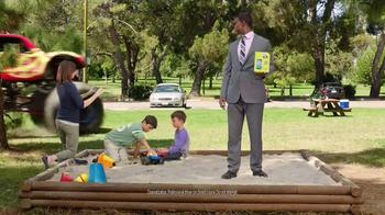 Straight Talk Wireless TV Spot, 'Sand Box' - Thumbnail 4