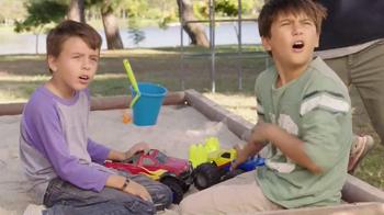 Straight Talk Wireless TV Spot, 'Sand Box' - Thumbnail 5