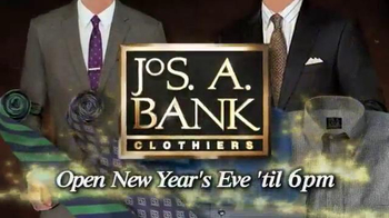 JoS. A. Bank TV Spot, 'December 2013 BOG2 Suits + 2 +2'