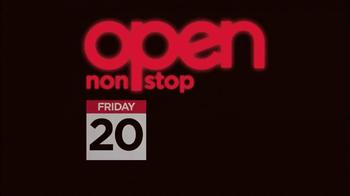 Kohl's TV Spot, 'Open Nonstop' - Thumbnail 2