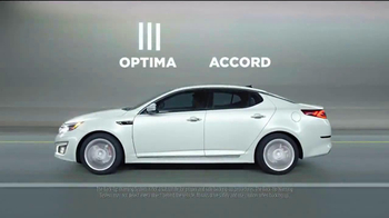 2014 Kia Optima TV Spot, 'A Clean Sweep' - Thumbnail 6