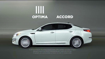 2014 Kia Optima TV Spot, 'A Clean Sweep' - Thumbnail 8