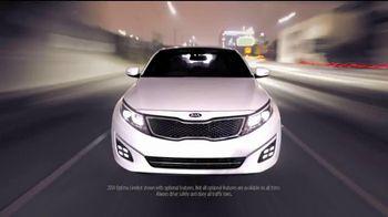 2014 Kia Optima TV Spot, 'A Clean Sweep'
