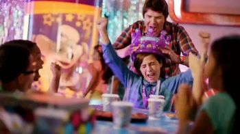 Chuck E. Cheese's TV Spot, '1,000 Tickets'