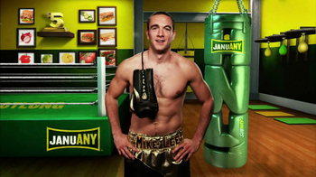 Subway TV Spot, 'JanuANY: New Year' Featuring Apolo Ohno, Mike Lee