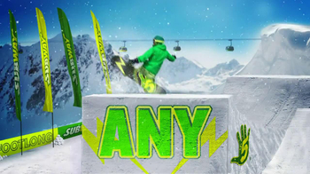 Subway TV Spot, 'JanuANY: New Year' Featuring Apolo Ohno, Mike Lee - Thumbnail 7