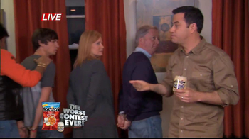 Tostitos TV Spot, 'The Worst Contest Ever' Featuring Jimmy Kimmel - Thumbnail 10