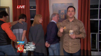 Tostitos TV Spot, 'The Worst Contest Ever' Featuring Jimmy Kimmel - Thumbnail 2