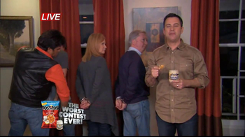 Tostitos TV Spot, 'The Worst Contest Ever' Featuring Jimmy Kimmel - Thumbnail 3