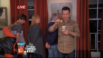 Tostitos TV Spot, 'The Worst Contest Ever' Featuring Jimmy Kimmel - Thumbnail 7