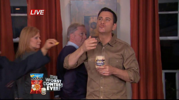 Tostitos TV Spot, 'The Worst Contest Ever' Featuring Jimmy Kimmel - Thumbnail 8