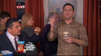 Tostitos TV Spot, 'The Worst Contest Ever' Featuring Jimmy Kimmel - Thumbnail 9