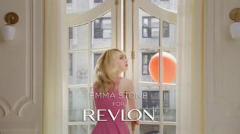Revlon Colorburst Matte & Lacquer Balms TV Spot Featuring Emma Stone - Thumbnail 1