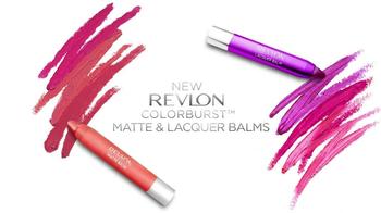 Revlon Colorburst Matte & Lacquer Balms TV Spot Featuring Emma Stone - Thumbnail 2