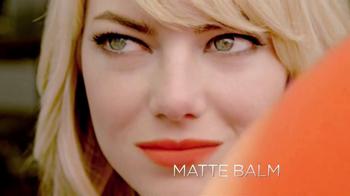 Revlon Colorburst Matte & Lacquer Balms TV Spot Featuring Emma Stone - Thumbnail 4