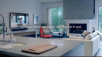 Vizio M-Series Smart TV with YouTube TV Spot, 'Bird Hand' - Thumbnail 10