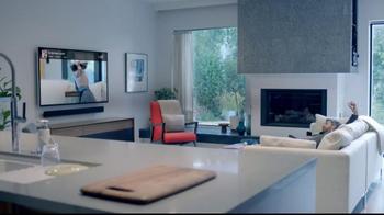 Vizio M-Series Smart TV with YouTube TV Spot, 'Bird Hand' - Thumbnail 9