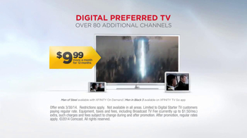 Xfinity Digital Preferred TV Spot - Thumbnail 10