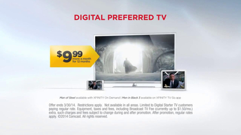 Xfinity Digital Preferred TV Spot - Thumbnail 8