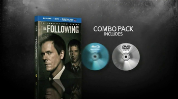 The Following: The Complete First Season Blu-ray and DVD TV Spot - Thumbnail 9