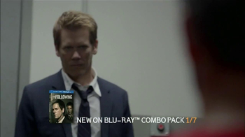 The Following: The Complete First Season Blu-ray and DVD TV Spot