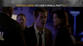 The Following: The Complete First Season Blu-ray and DVD TV Spot - Thumbnail 4
