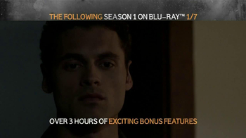 The Following: The Complete First Season Blu-ray and DVD TV Spot - Thumbnail 6