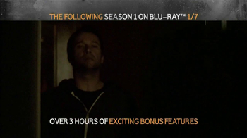 The Following: The Complete First Season Blu-ray and DVD TV Spot - Thumbnail 7