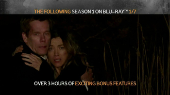 The Following: The Complete First Season Blu-ray and DVD TV Spot - Thumbnail 8