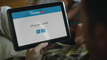 TurboTax TV Spot, 'Marriage' - Thumbnail 9