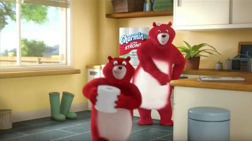 Charmin Ultra Strong Tv Commercial Clean Underwear