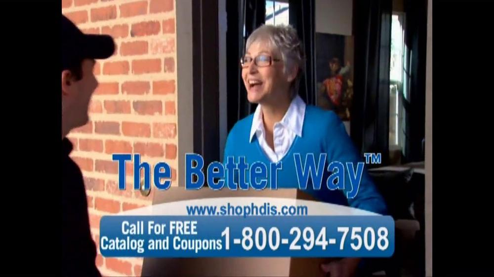HDIS TV Commercial, 'Expert Guidance'